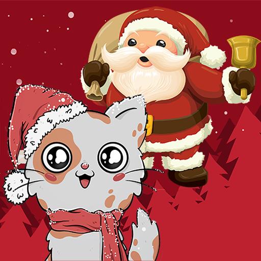 Baixar Christmas farm and Santa Claus gift factory