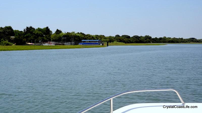 Photo: Dock at Bear Island