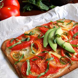 Savory Paleo Tomato Tart