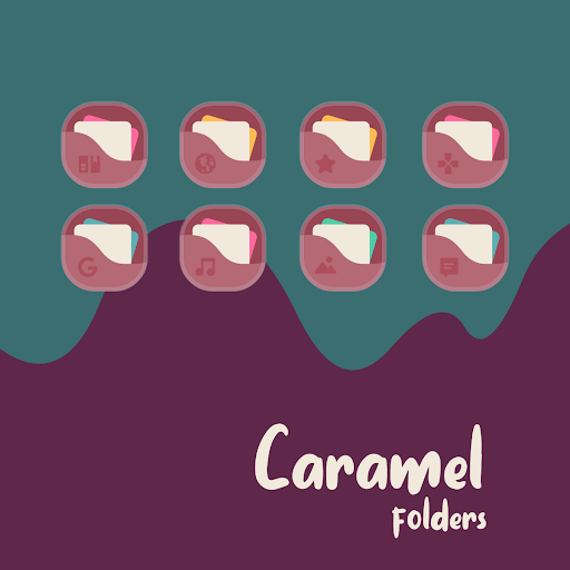 Download Caramel Icon Pack For PC 2
