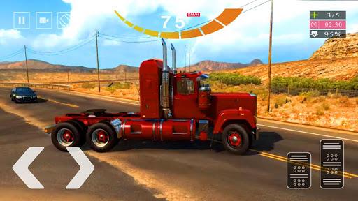 American Truck Simulator 2020 apkdemon screenshots 1