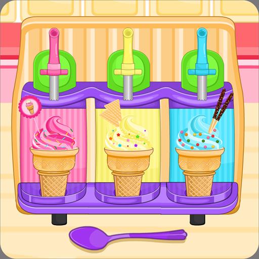 蛋卷冰淇淋蛋糕师 休閒 App LOGO-硬是要APP