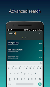 PowerAudio Plus Music Player v6.0.2 [Paid] APK 6