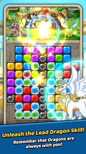 Dragon Village B - Dragon Breeding Puzzle Blast screenshots 4