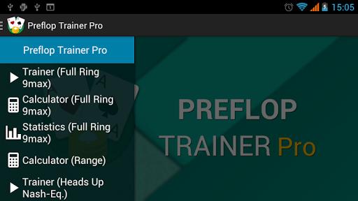 Preflop Trainer Pro