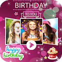 Birthday Movie Maker icon
