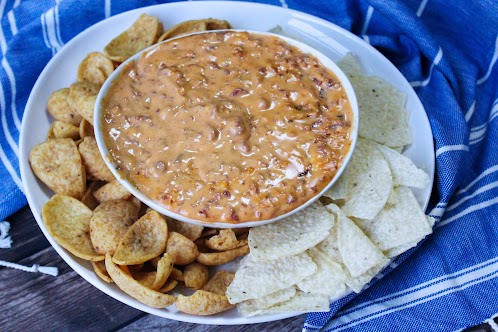 Sinful Cheese Dip