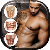 Six Pack And Chest Photo Editor