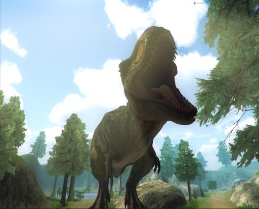 Dinosaur Survival: Hunter Game