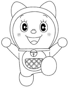 Cara Menggambar Doraemon Poster Cara Menggambar Doraemon Poster