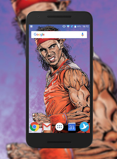 Rafael Nadal Wallpaper HD  screenshots 2