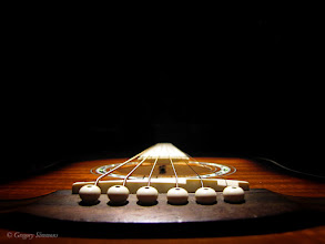 Photo: February 14, 2012 - Ethan's Guitar #creative366project