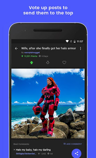 Imgur: Awesome Images & GIFs v2.4.8.477