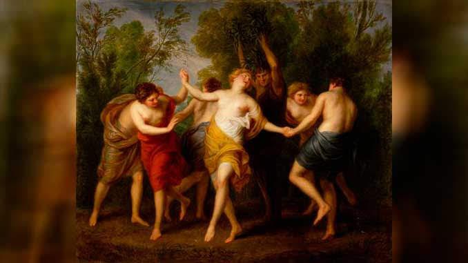 Danza de las Mainades