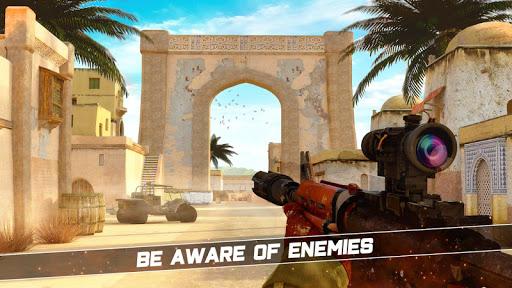 commando strike shooting battle screenshot 1