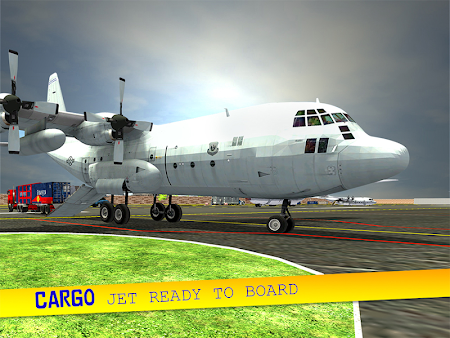 Cargo Plane City Airport 1.0 screenshot 69648