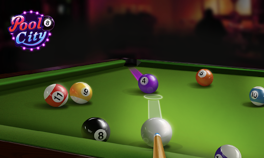 Game Pooking - Billiards City APK for Windows Phone