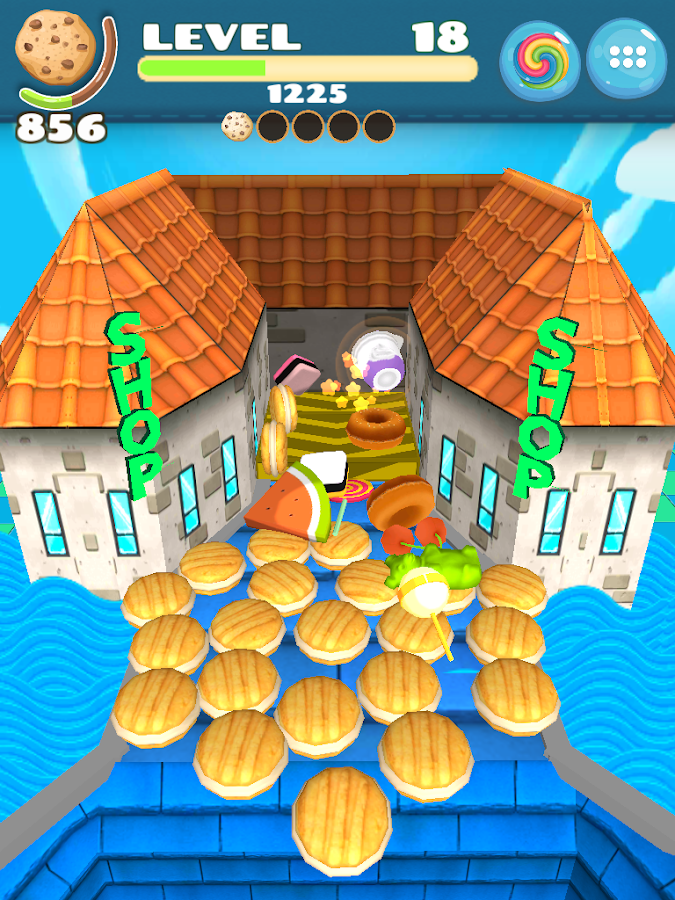 Cookie Dozer Pusher- screenshot