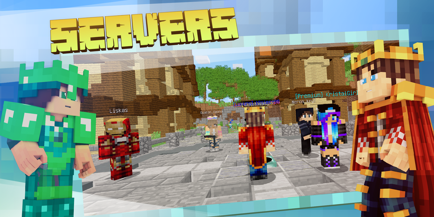 Descargar Minecraft -Pocket Edition Gratis De La Play ...