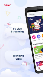 Vidio – Nonton Video & TV Indonesia SCTV, Indosiar 1