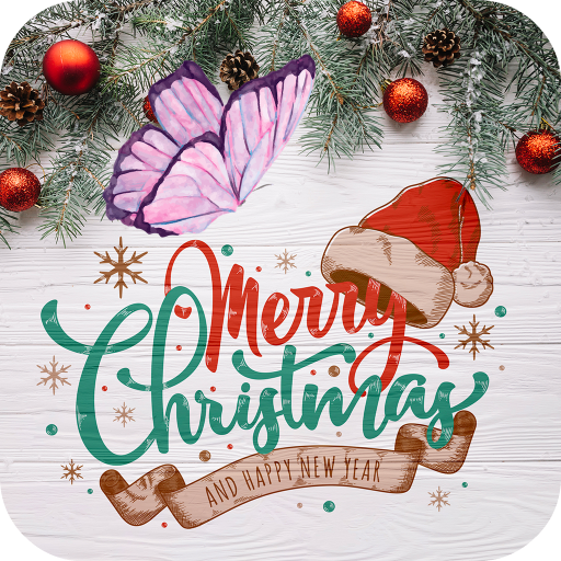 Christmas Cards Maker Icon