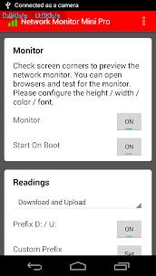 Network Monitor Mini Pro 5