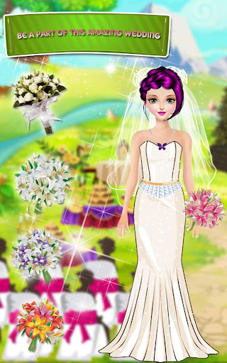 Royal Princess Wedding Dress up: Game For Girl screenshots 1