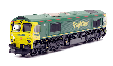 Photo: ND201A Class 66