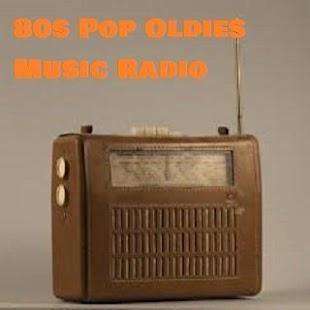 80s Pop Oldies Music Radio - náhled