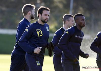 Bruzzese, Bolingoli et Mechele ne joueront pas contre Bruges