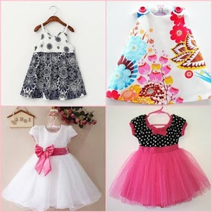 cute baby girl frock designs   android apps on google play