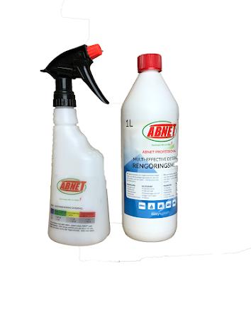 Abnet 1 liter + Blandflaska