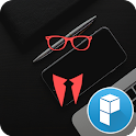 Business Man Widgetpack theme icon