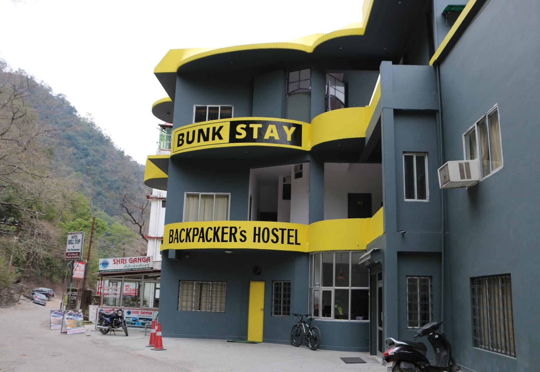 Bunk Stay Rishikesh