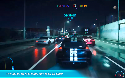 Racing Need For Speed NFS Guide  screenshots 3