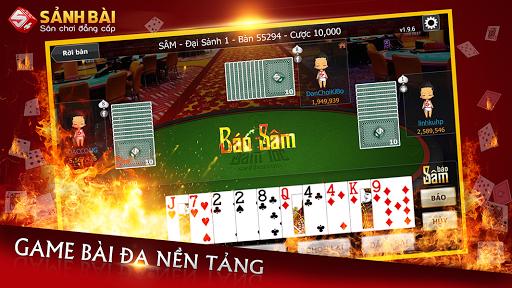 Su1ea2NH Bu00c0I - Game bai, danh bai 3.0.3 screenshots 10