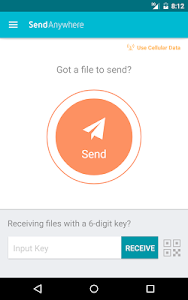 Send Anywhere (File Transfer) v5.5.12