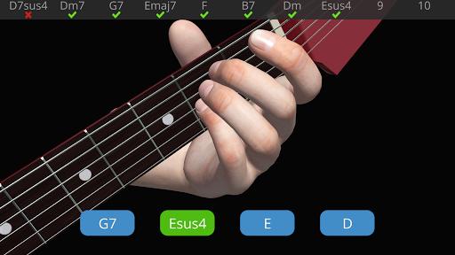 Guitar 3D - Basic Chords  screenshots 6