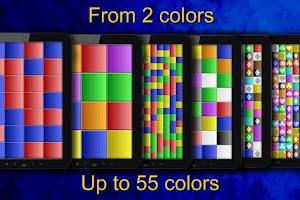 Screenshot of Logic puzzles 3