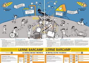 Photo: Die Plakate zur KombiSchulung