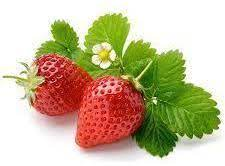 Juices Of Happiness Strawberries