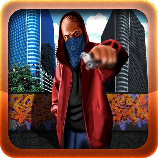 Kingpin Of Crime City LOGO-APP點子