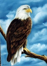 Photo: WL018 Eagle (for 18 x 24 canvas) $7.99