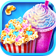 Download Game VIP Movie Night Food Party: Make Delicious Foods!
