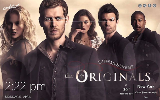 The Originals HD Wallpapers TV Series Theme