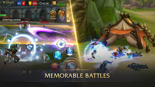 Era of Legends - World of dragon magic in MMORPG 5.0.0.0 screenshots 2