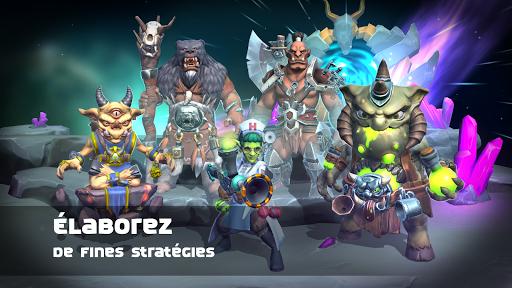 Code Triche Dragon Champions APK MOD (Astuce) screenshots 5