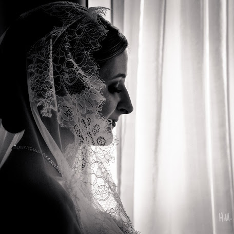 Fotógrafo de bodas Hugo Magallanes (HMFotoMX). Foto del 06.12.2016