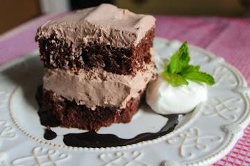 Three Musketeer Chocolate Cake Recipe