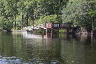 Photo: Troy Springs was missing its beach